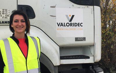 Bienvenue à Stéphanie, nouvelle recrue commerciale chez Valoridec !